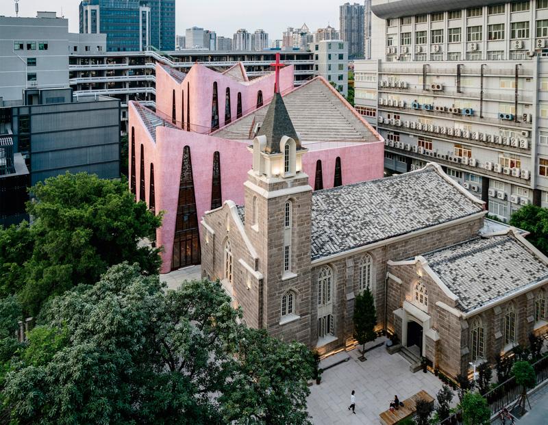 Kirche Mao Zedong