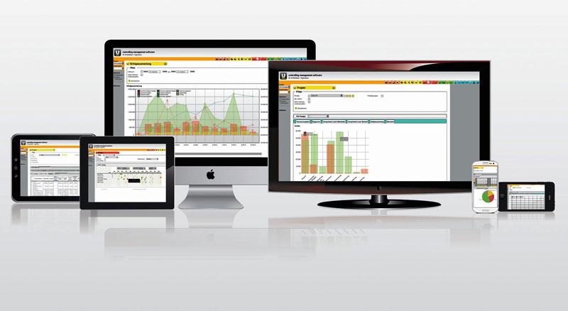 UntermStrich Büro Software