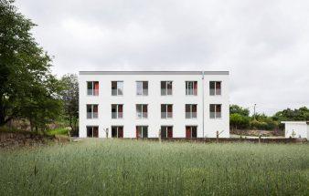 Eine Fabrik als Wohnraum – Fala Atelier