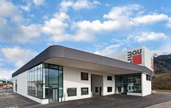Fassadenzentrum Baumit – Eröffnung in Hall Tirol