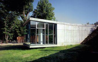 Eine Ausstellungshalle, die verbindet – Museum Heldenberg