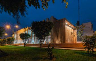 Die Bücherkiste – Plaza Biblioteca Sur