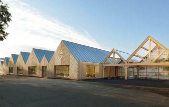 Ökologische  Holzschule – La Ruche