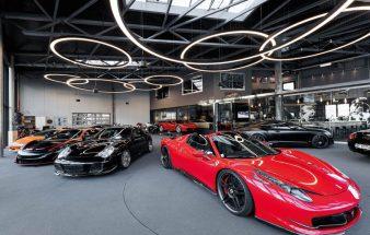 Pole Position / Auto- und Motorrad Showroom