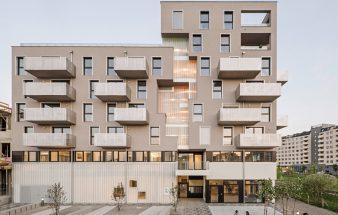 Sommertaugliche klimaaktiv Gebäude