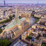 Ein biomimetischer Wald – Notre-Dame