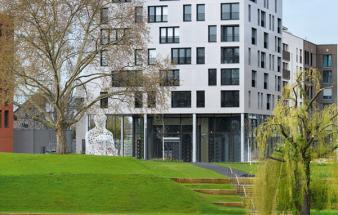 Wegweiser in die Zukunft – Stadtquartier Neckarbogen