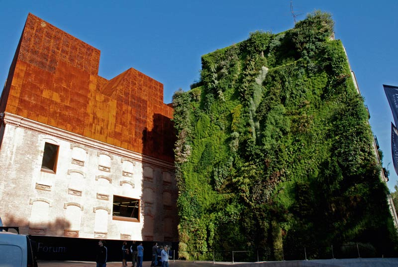 Grüne Architektur Caixa-Forum-Madrid-Sept-08