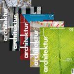 eMagazin architektur Archiv