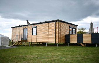 Leistbares Wohnen aus Holz – Modulform