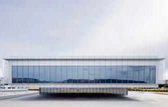 Hochselektiv, niedrigste Reflexion  – Glasfassade