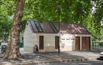 Britisches Understatement – Brook Green Pavillon