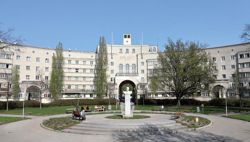 Floridsdorf Gartenstadt