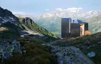 Geboren in den Alpen – On Mountain Hut