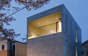 Gegensätze in Harmonie – Architekt Gosize