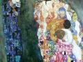 BILD zu OTS - Gustav Klimt (1862-1918), Tod und Leben, 1910/11, umgearbeitet 1915/16, LEOPOLD MUSEUM, Wien 1900-Sammlung