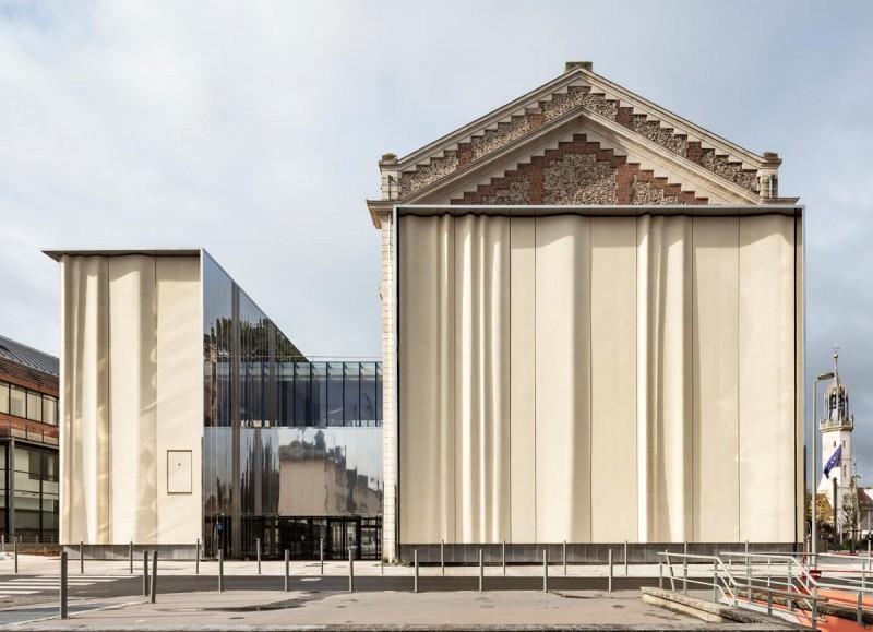 THEATRE LEGENDRE - EVREUX -OPUS 5 ARCHITECTES - PHOTO LUC BOEGLY - 2019