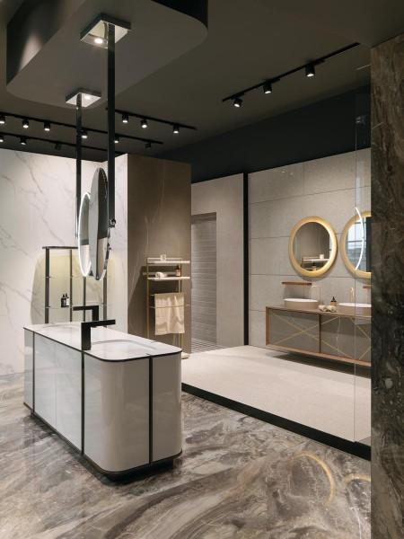 FAB  Fiandre Architectural Bureau    brand showroom      Wien 05.2021