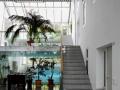 Wohnprojekt GuglMugl, Innenansicht; Architekt: Fritz Matzinger (2000)