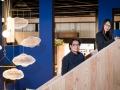 Lyndon Neri & Rossana Hu, Gestalter von DAS HAUS 2015 der imm cologne 2015