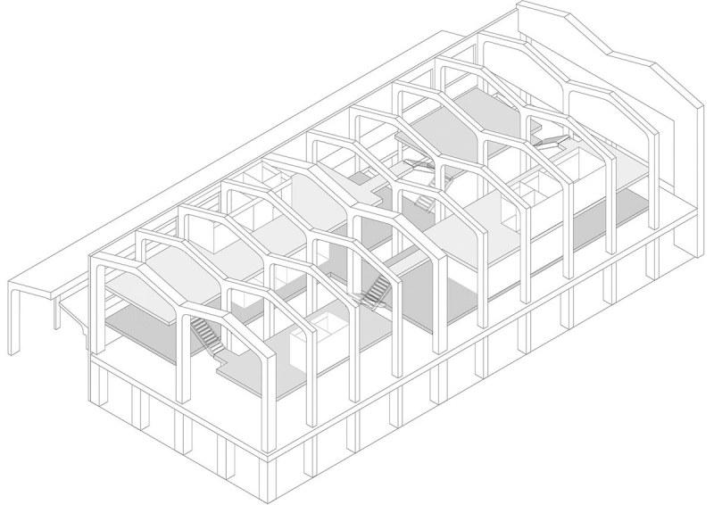 HofmanDujardin_Schipper-Bosch_Gebouw-KB_diagram-03