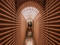 the-time-tunnel-made-of-metal-pipes