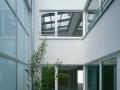 WHA Wohnarche Atzgersdorf, Residential Building, Vienna by Architect Walter Stelzhammer, Vienna, Austria.