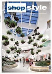 shopstyle - Fachmagazin für Geschäfts-, Präsentations- und Verkaufsräume