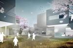 Bildungscampus Hauptbahnhof: Siegerprojekt von PPAG Popelka Poduschka