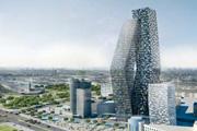 """""""Minsk Tower"""" nach mitteleuropäischen Normen von Moser Architekten"""