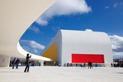 Oscar Niemeyer Kulturzentrum - Oscar Niemeyer