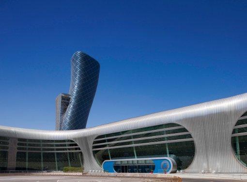 Capital Gate Abu Dhabi