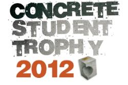 Concrete Student Trophy 2012