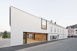 Der Aluminium-Architektur-Preis 2010 ging an SUE Architekten