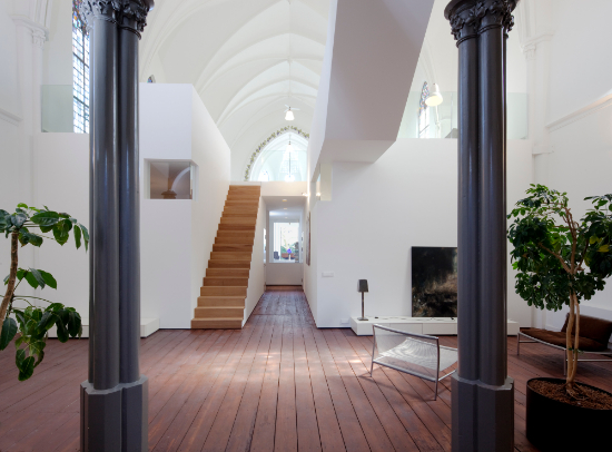 Residential Church XL - Zecc Architecten