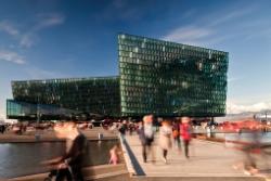 Harpa - Reykjavik Concert Hall and Conference Centre,
