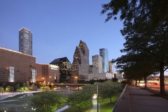 © Greater Houston Convention and Visitors Bureau