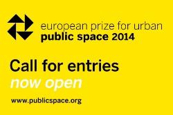 European Prize for Urban Public Space 2014