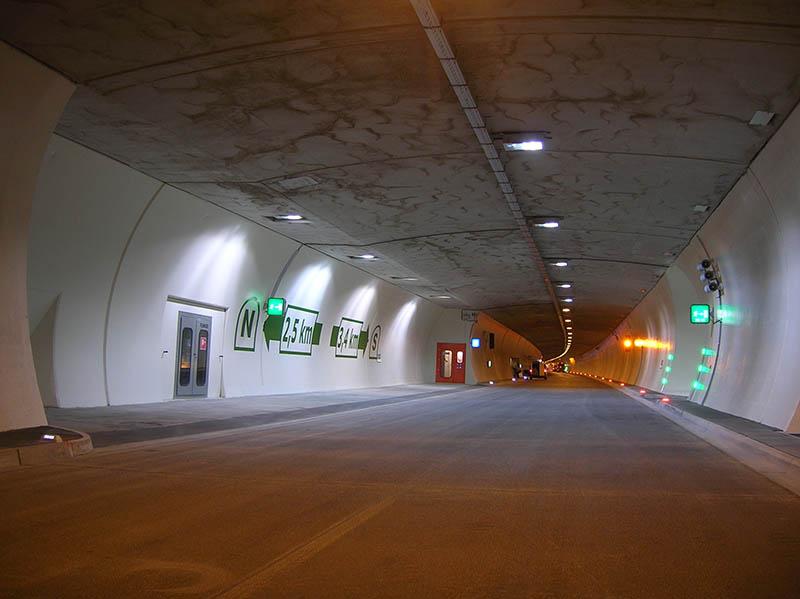 ASFINAG / Infrastruktur-Investitionen 2015 - Mehr Tunnelsicherheit und Streckenneubau