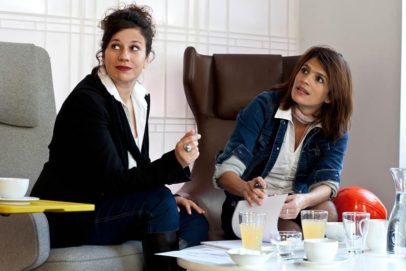 """""""Wohn & Bau Café"""" auf Tour"""