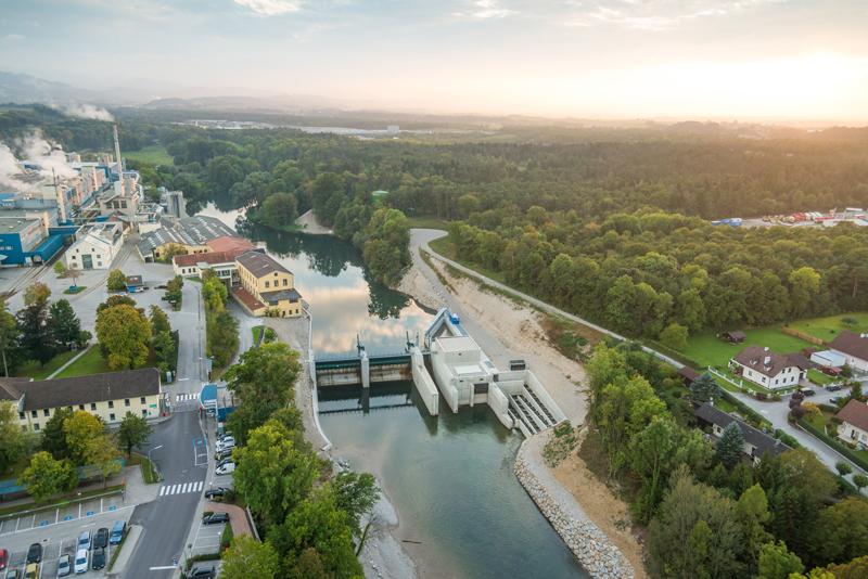 Wasserkraftwerk_Hausmening