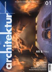 Architektur Fachmagazin Jänner 2016