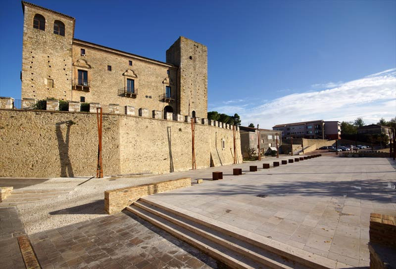 Crecchio Ducal-Schloss
