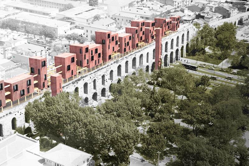 Valens Archway_Architekturbüro Superspace