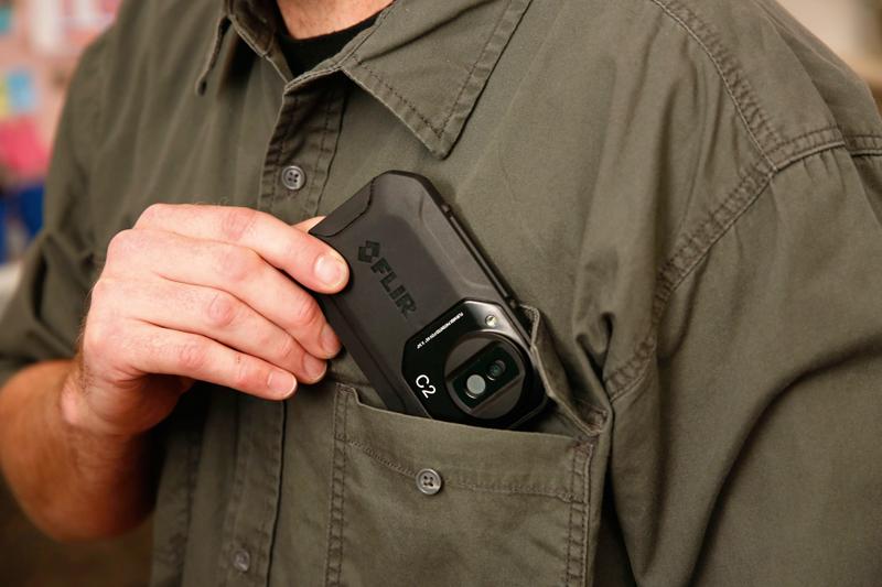 IR Kompaktkameras FLIR