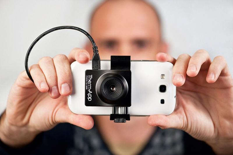 IR Kompaktkameras Smartphones