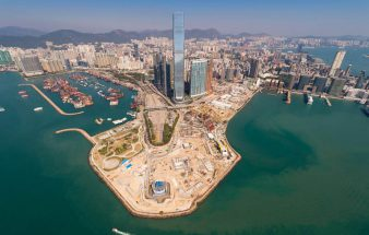 Kultur im Fernen Osten – West Kowloon Cultural District
