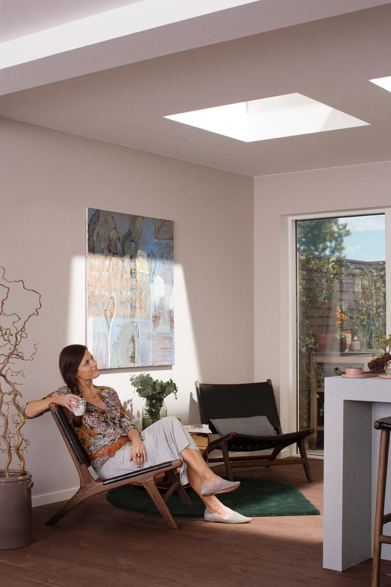 Flachdachfenster_Wohnraum