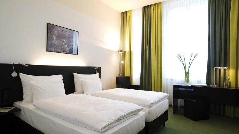 Schlafzimmer Rainers Hotel