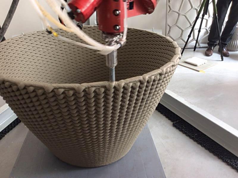 3d betonkorb